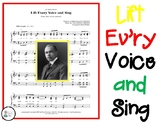 Lift Every Voice & Sing-The Black National Anthem