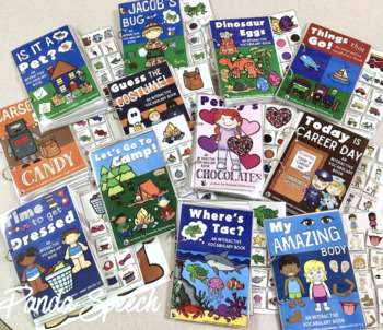 Lift-a-Flap Interactive Book BUNDLE #2