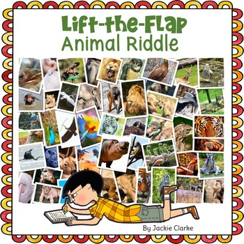 Lift-the-Flap Animal Riddle