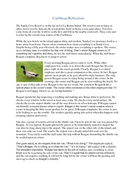 Light -  (4) Science Informational Text Reading Passages