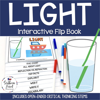 Light Interactive Flip Book