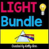 Light Energy Review Activities Bundle
