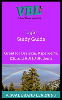 Light  Homeschool, printable, Study Guide
