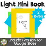 Light Mini Book Print and Digital