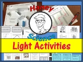 Light Activities and Reflection & Refraction Lab