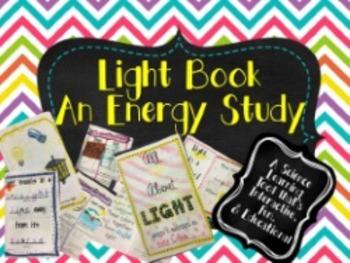 Light Unit: An Interactive Energy Activity Book