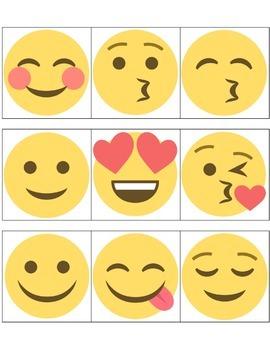 Lightbox Display- Emoji Set
