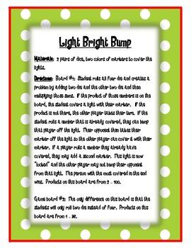 Light Bright Bump