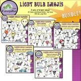 Light Bulb Emoji Bundle