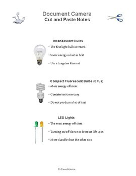 Light Bulb Science