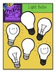 Light Bulbs {Creative Clips Digital Clipart}