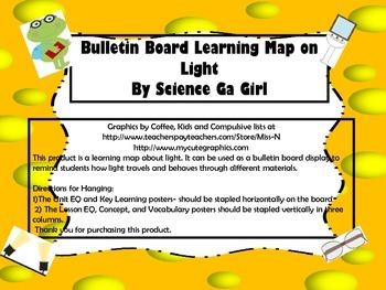 Light Bulletin Board