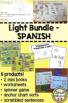 Light Bundle - Bilingual English and Spanish