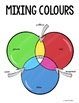 Light Can Be Separated Into Colors Interactive Notebook Lesson