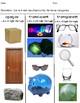 Light & Color: Transparent, Translucent, Opaque Activities