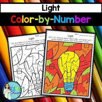 Light Color-by-Number