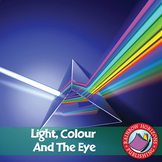 Light, Colour And The Eye Gr. 4-6