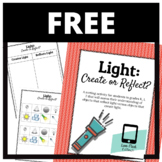 Light: Create or Reflect? (A science sorting activity)