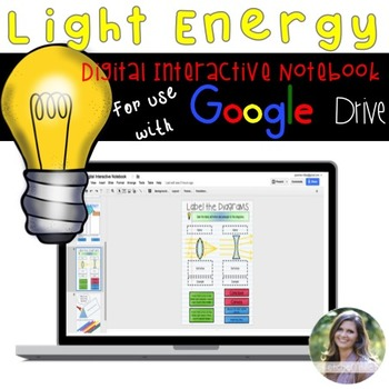 GOOGLE Light Digital Interactive Notebook