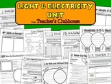 Light & Electricity Unit from Teacher's Clubhouse