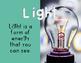 Light Energy: A Complete Unit & STEM Challenge