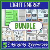 Light Energy Bundle: How Does Light Interact with Matter?