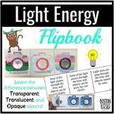 Light Energy CRAFTIVITY: Transparent, Translucent, and Opa