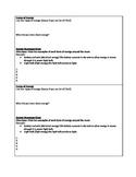Forms of Energy Scavenger Hunt Journal Entry