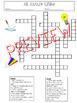 Light Energy: Crossword Puzzle