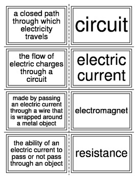 Light Energy Flashcards