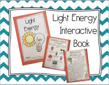 Light Energy Interactive Book