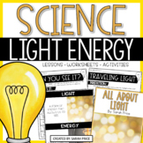 Light Energy Interactive Notebook