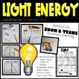Light Energy – Interactive Notebook – Great for Distance L