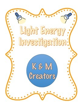 Light Energy Investigation Lab
