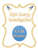 Light Energy Investigation Lab