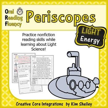 Light Energy Nonfiction Fluency - Periscopes