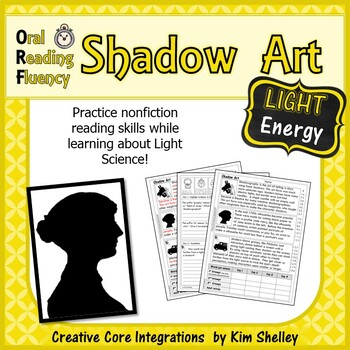 Light Energy Nonfiction Fluency - Shadow Art
