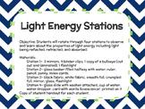 Light Energy Stations