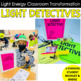 Light Energy Stations