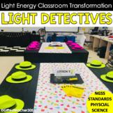 Light Detectives Transformation