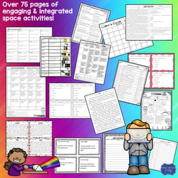 Light Energy Unit Activities & Assessments