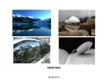 Light Energy Vocabulary Foldable