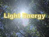 Light Energy PowerPoint Readers' Theater With Notes and Test Bundle
