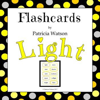 Light Flashcards