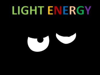 Light Energy (updated and filled with animations)