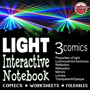 Light Interactive Notebook