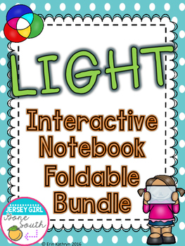 Light Interactive Notebook Foldable Bundle