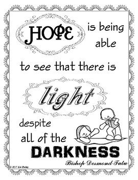 Light It Up - Inspirational Quote Writing