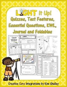 Light It Up - Nonfiction, Essential Qs, Journal and more