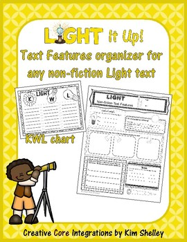 Light It Up - Nonfiction Text Features